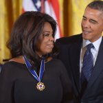 Oprah Doesn't Rule Out A Presidential Run
