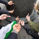 Snowflake Leftists Flip Off Memorial Dedicated To Victims Of Communism