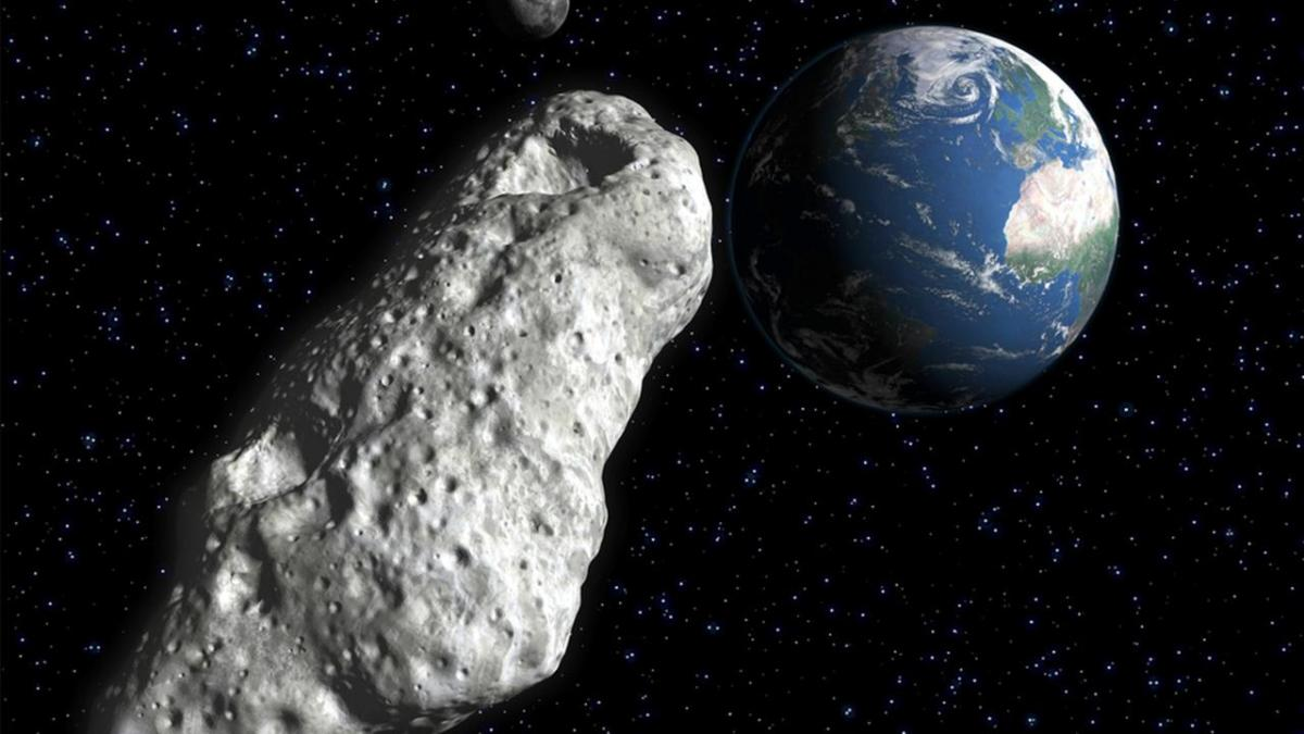 'Surprise' Asteroid Gets Scary Close To Earth 12 Days After Discovery