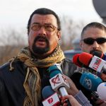 Under Siege: Steven Seagal Labeled Threat to National Security, Barred From Entering Ukraine