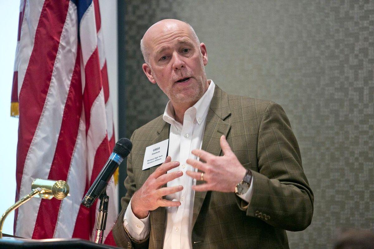 Greg Gianforte Wins In Montana Special Election