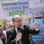 Unhinged DNC Chair Tom Perez Joins Protesters Defending James Comey at the White House