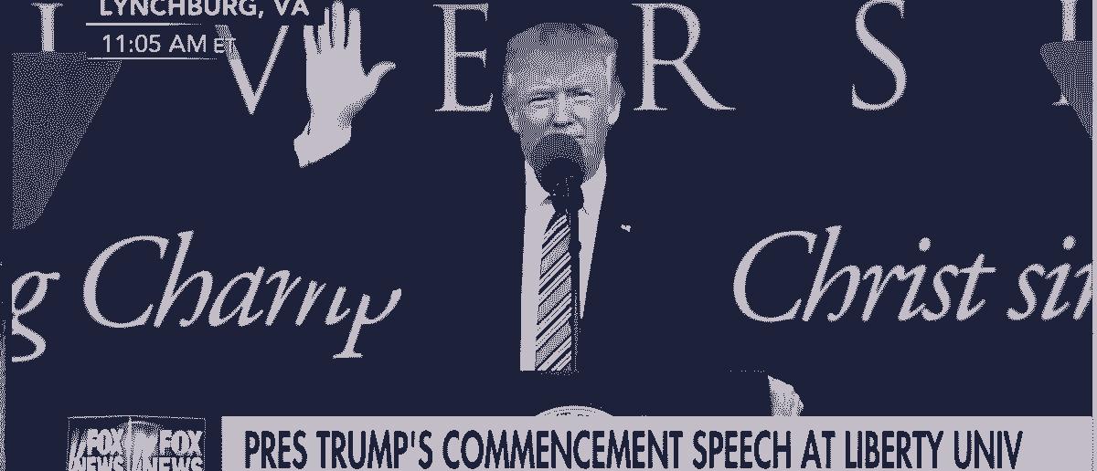 VIDEO: Trump Delivers Commencement Address At Liberty U