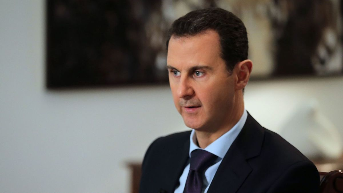 US Says Syria Is Hanging Hundreds Of Detainees And Cremating Them To Hide Evidence