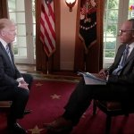 WATCH: NBC's Lester Holt Interrupts Trump 9 Times in Less than 3 Minutes
