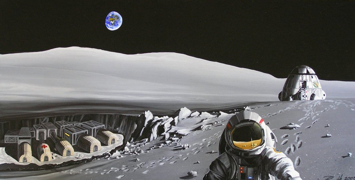 NASA Vetoes Trump's Plan To Return Astronauts To Moon In 2019