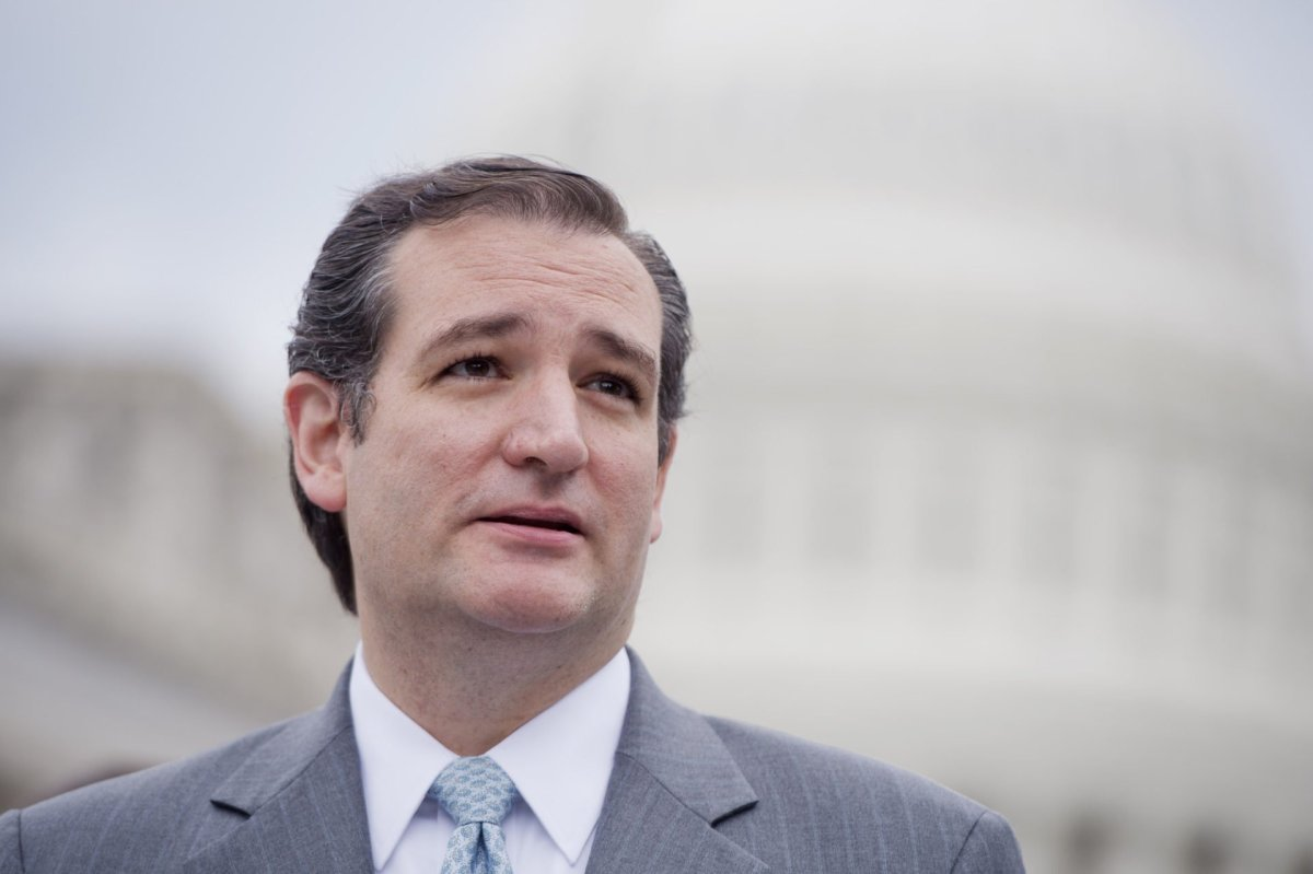 Ted Cruz shops one-and-done bill to repeal and replace Obamacare