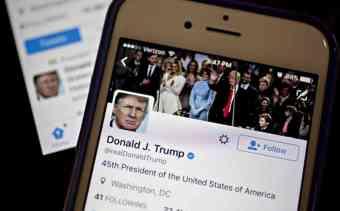Trump Tweets 'Covfefe,' Twitter Explodes And Hilarity Ensues – True Pundit