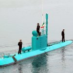 Iran Attempts Missile Launch From Submerged Submarine; Ends In Failure