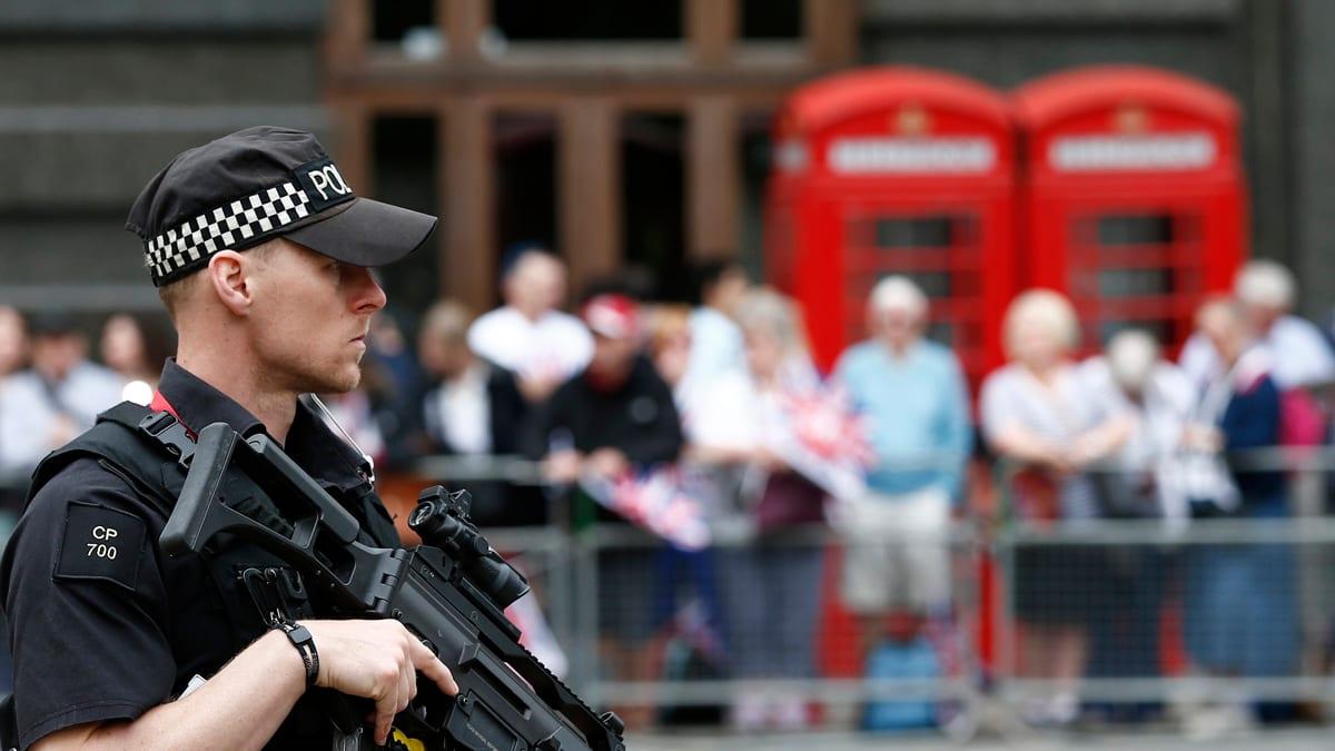 London Police Confirm That Van Mowing Down Pedestrians Is A Terrorist Attack – True Pundit