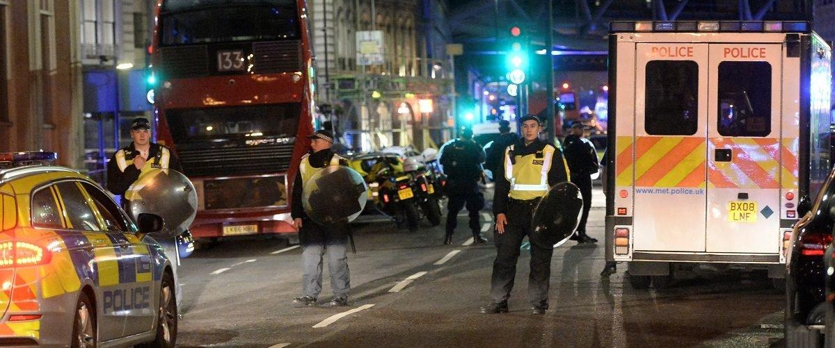 Eyewitnesses Say Community Police Fled From Scene Of Terror Stabbings At Borough Market – True Pundit