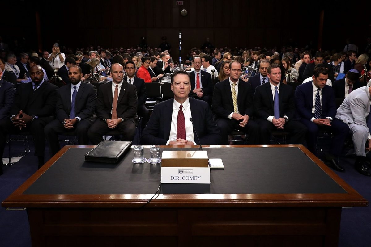 Comey Hearing Draws 19.5 Million TV Viewers, 89 Million Online