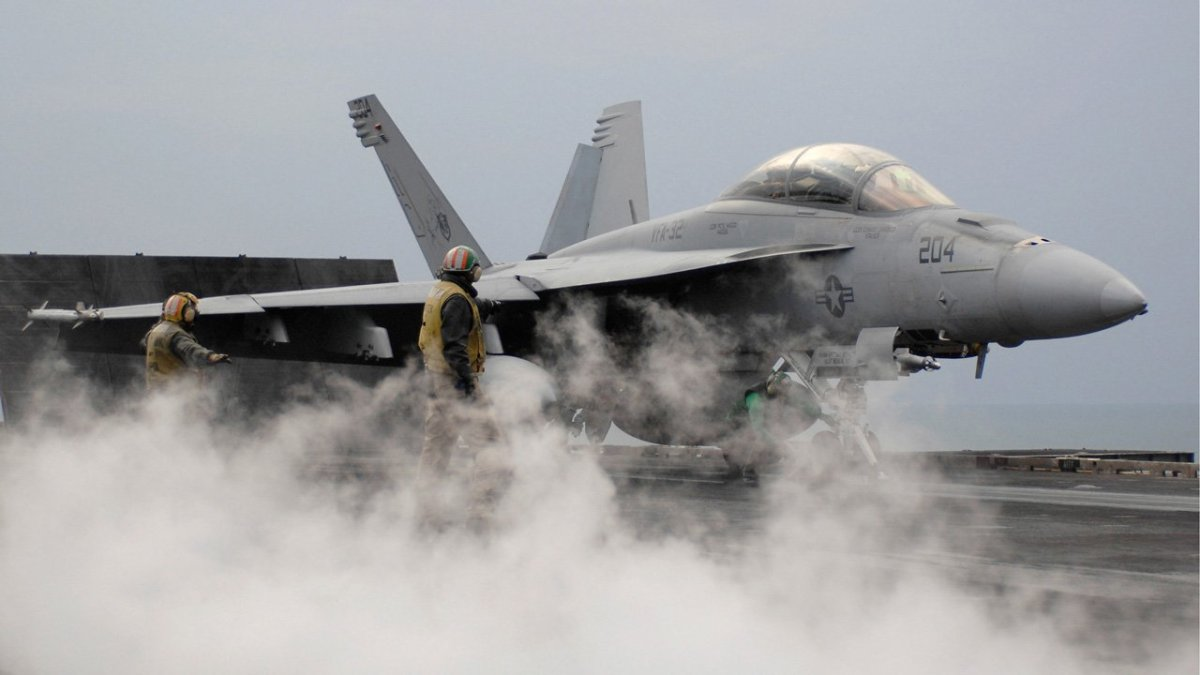 US Shoots Down Syrian Government Fighter Jet In 'Show Of Force'