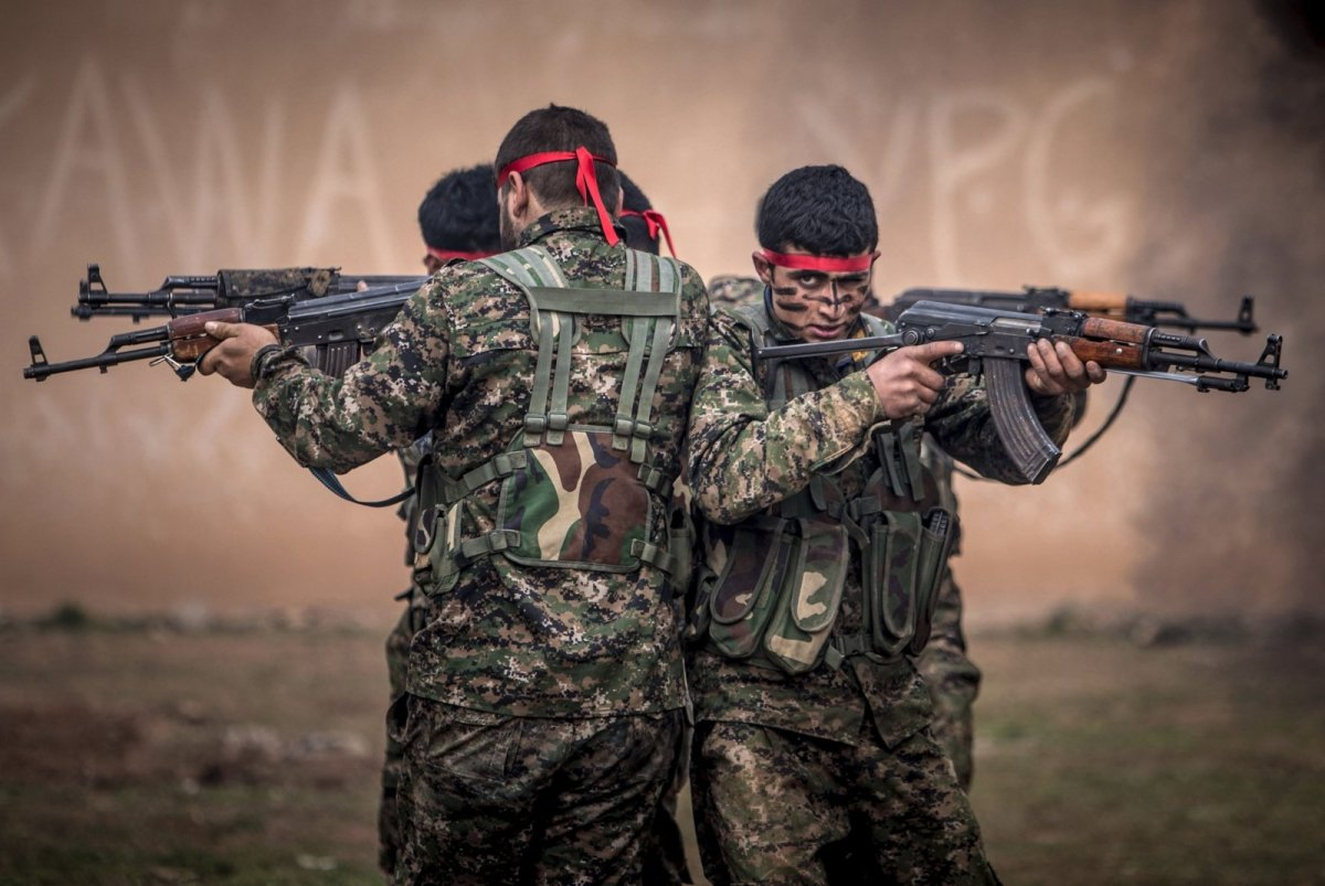 After Pentagon Ships Arms, Kurdish Forces Confirm Assault On ISIS Capital Is Days Away