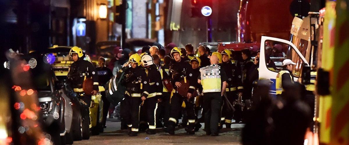 Eyewitness Tells BBC Men Stabbing People On London Bridge Shouted 'This Is For Allah' – True Pundit