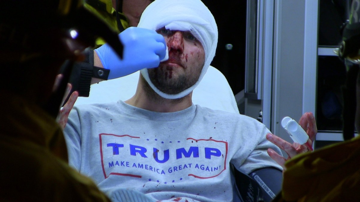 Shooting At GOP Baseball Practice Latest In Pattern Of Violence Against Republicans