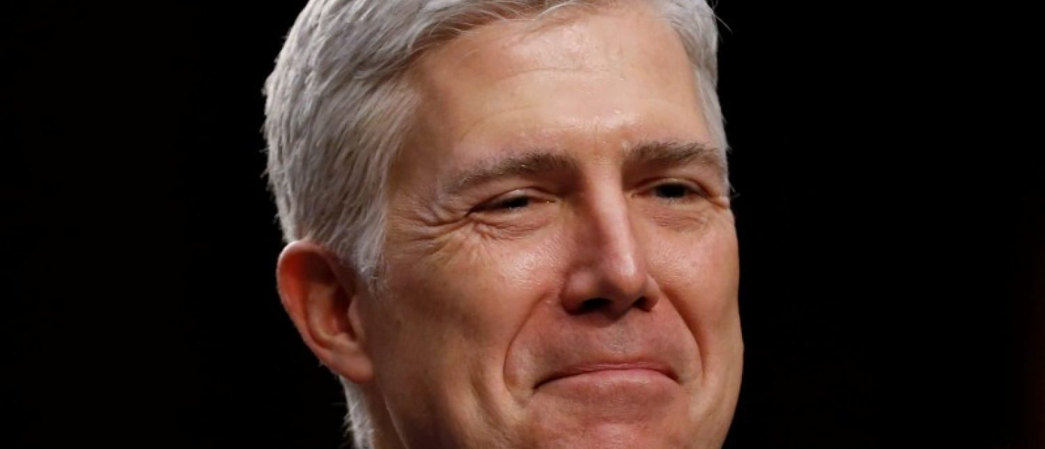 Gorsuch Has Democrats In Meltdown Less Than 80 Days Into His Life Tenure