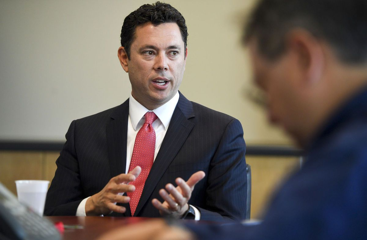 It's Official: Jason Chaffetz Announces He's Resigning In June