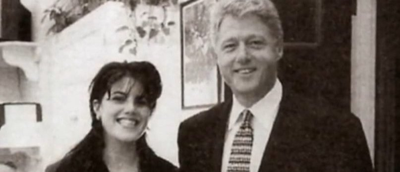 Monica Lewinsky Blames Roger Ailes For What She And Bill Clinton Did