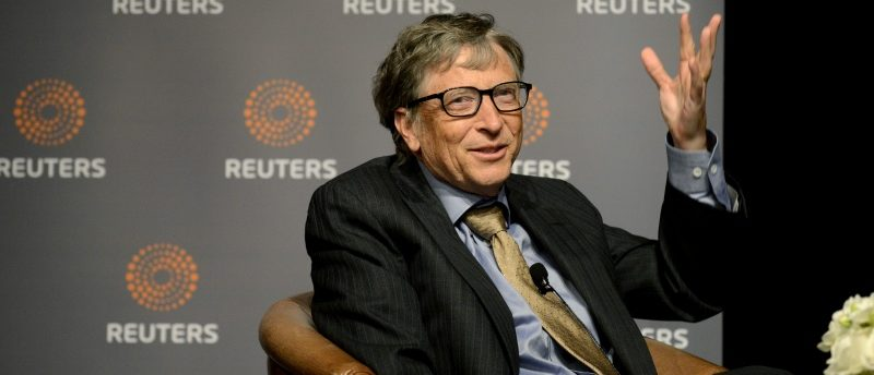 Bill Gates' Message To Europe: Control Your Borders
