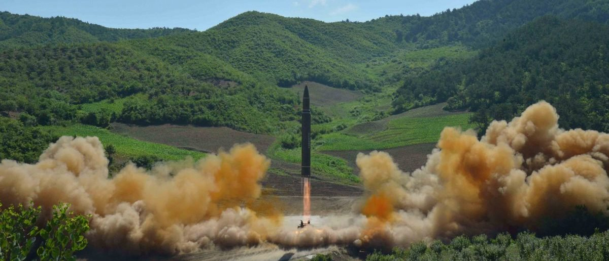 US Suspects North Korea's New ICBM Could Strike West Coast Cities