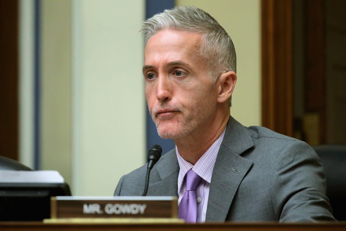 Gowdy Reportedly Considering Running For Oversight Chair