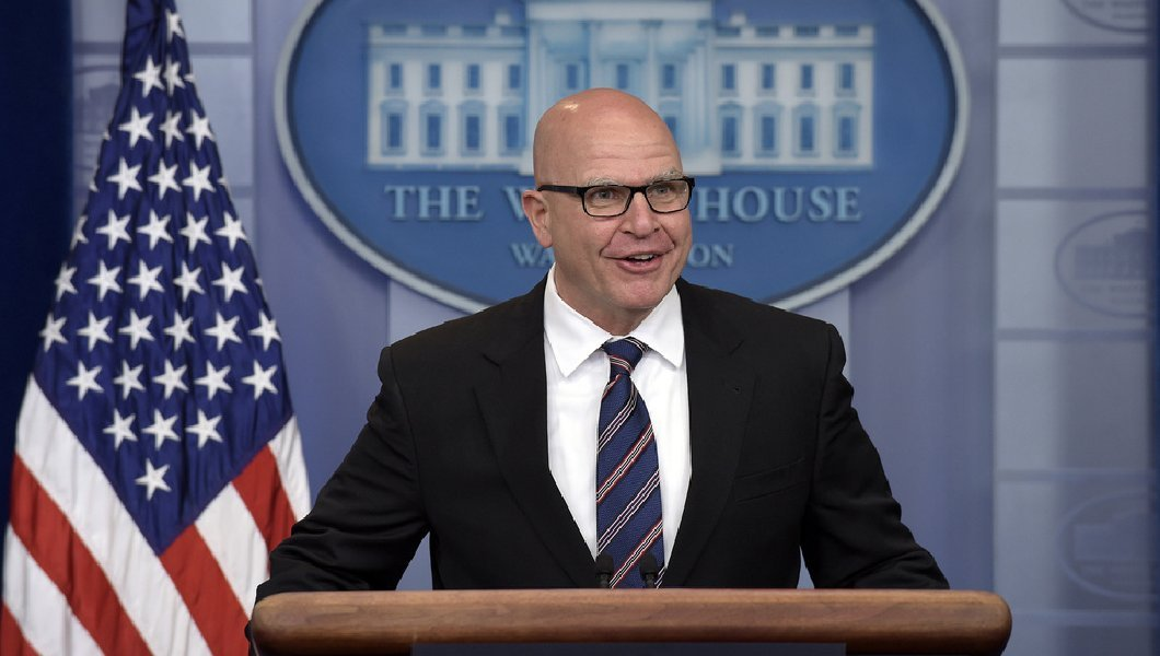 McMaster: Trump said nothing 'inappropriate' during meeting with Russians