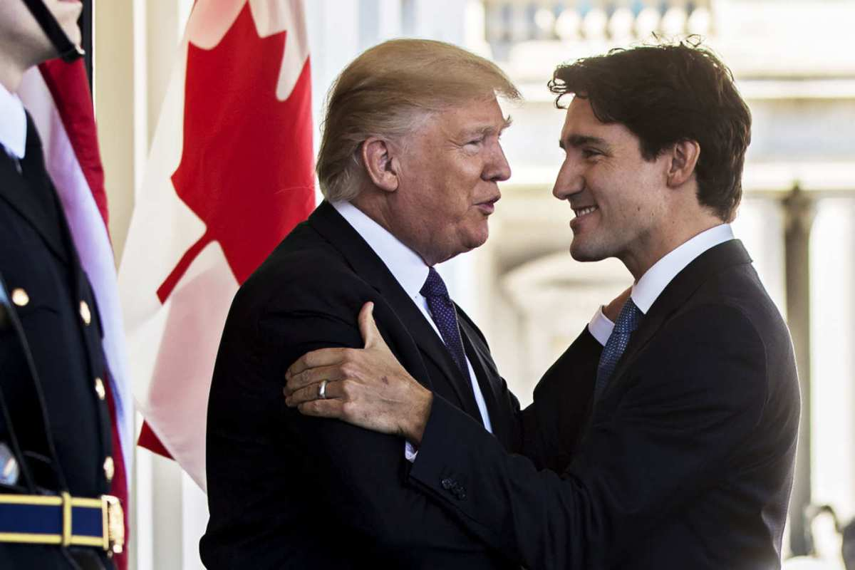 Trump Decided To Renegotiate NAFTA 'Out Of Respect' To Mexico And Canada