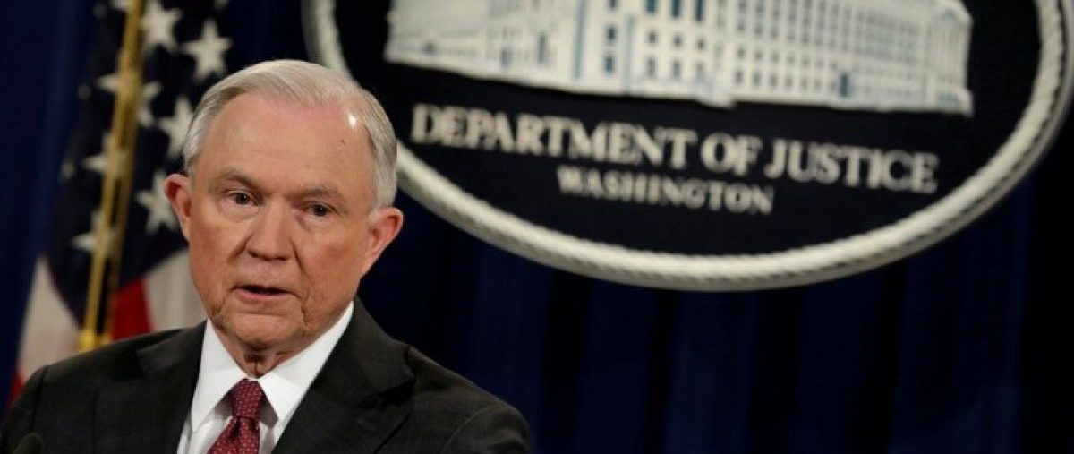 Here's Attorney General Sessions' Entire Opening Statement