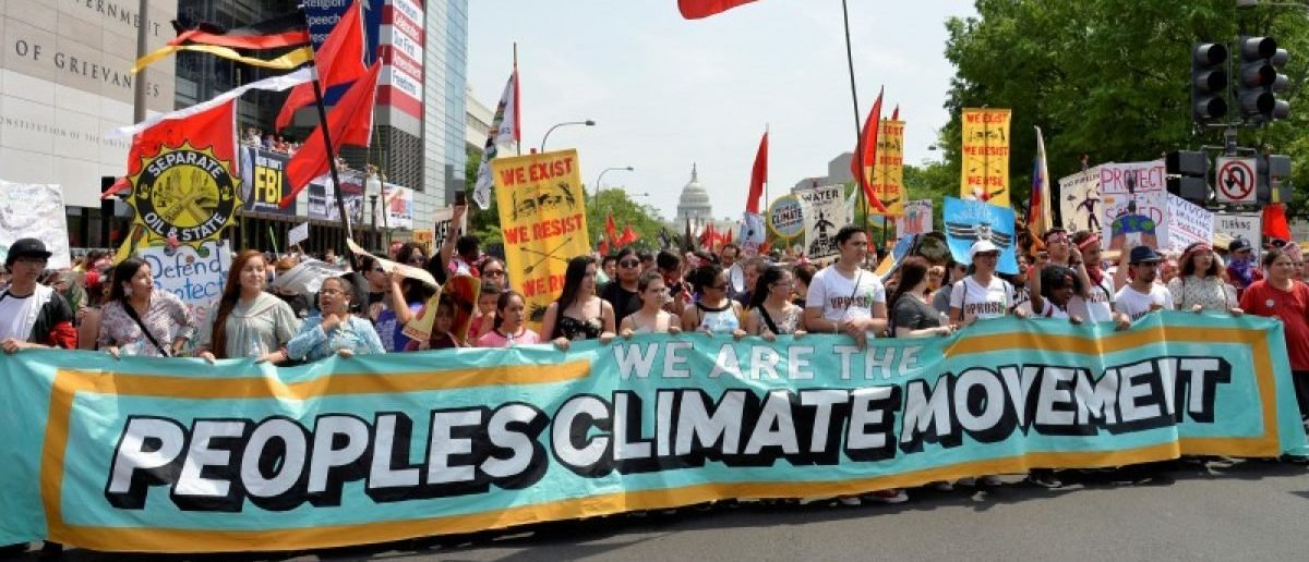 SHOCK POLL: Most Believe Global Warming Is As Big A Threat As ISIS