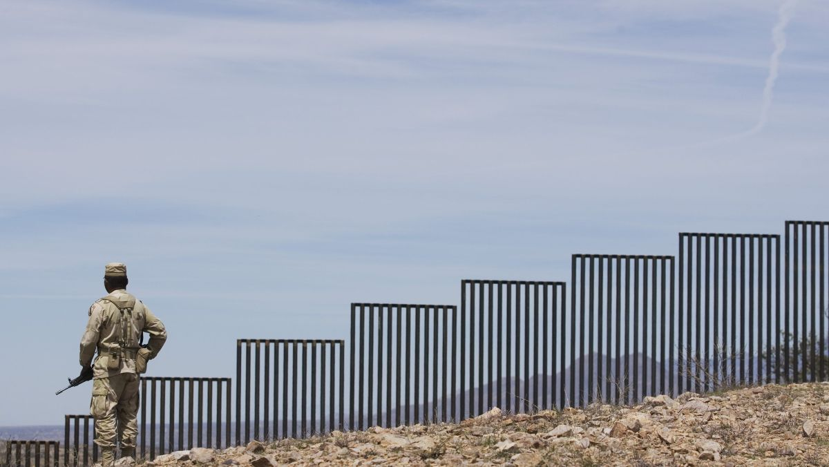 Green Group Sues DHS To Stop Prototype Phase Of Border Wall