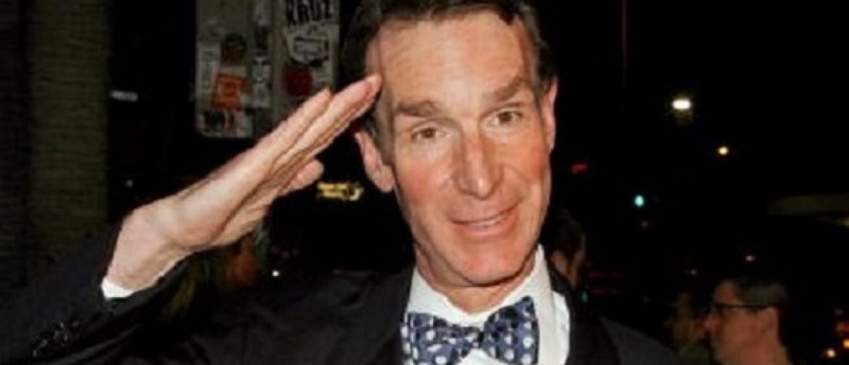 Bill Nye The 'Age Out And Die' Guy