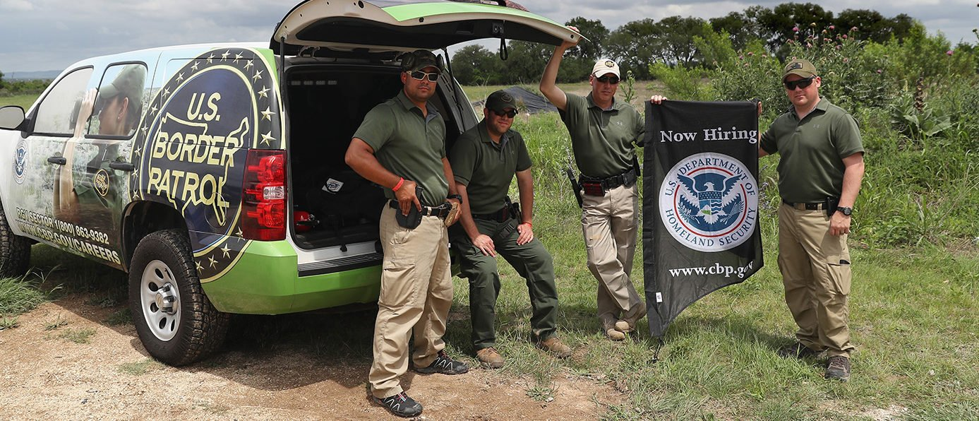 DHS Watchdog Casts Doubt On Trump's Ability To Hire 15,000 Immigration Agents