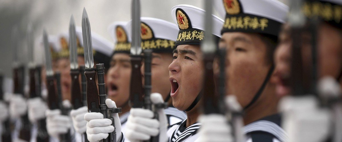 New Pentagon Report Finally Drags China's Secret Sea Weapon Out Of The Shadows