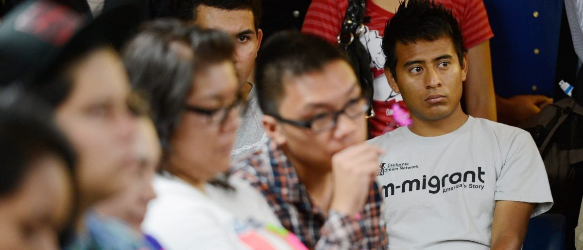 Nearly 100,000 'Dreamers' Granted Amnesty In Trump's Opening Months