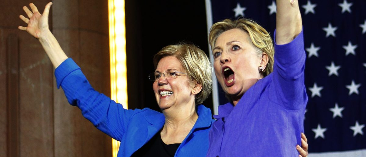 Elizabeth Warren Has Raised An Absolutely Absurd Amount Of Campaign Cash