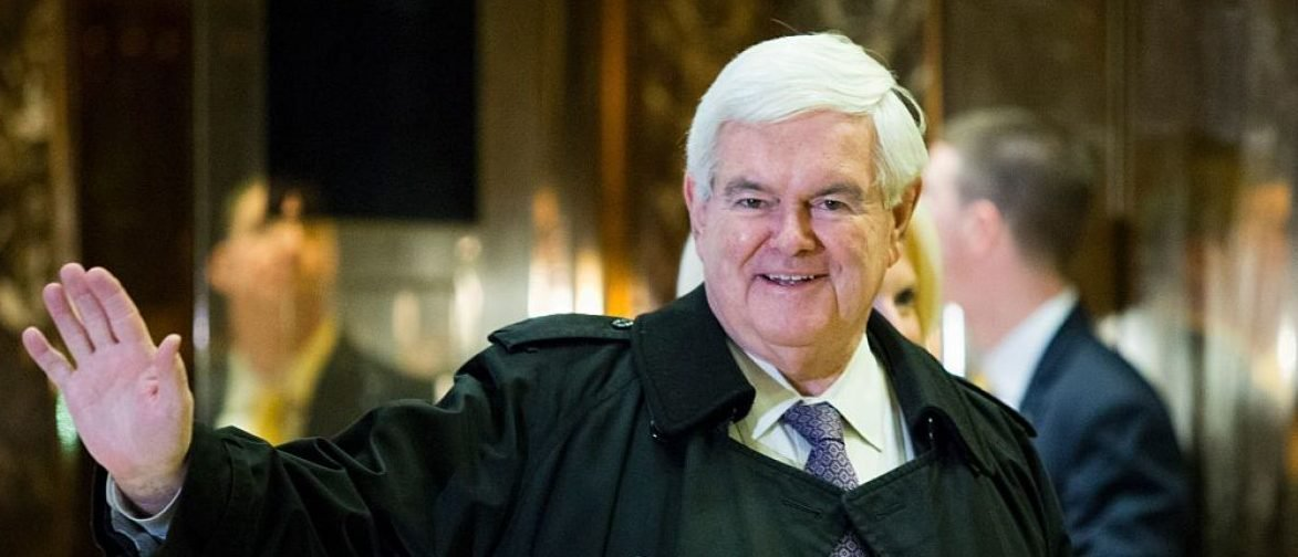Gingrich Says Trump And The Mooch 'Speak The Same Language'