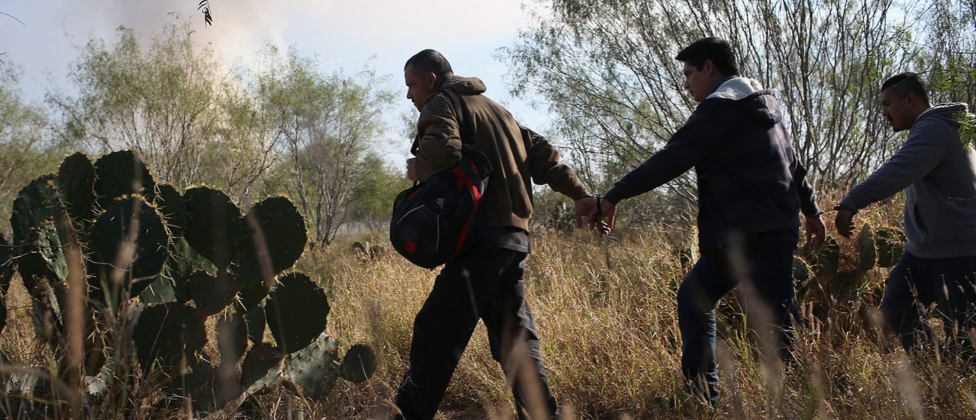 Illegal Immigration Rises For Third Straight Month, Remains Below 2016 Level