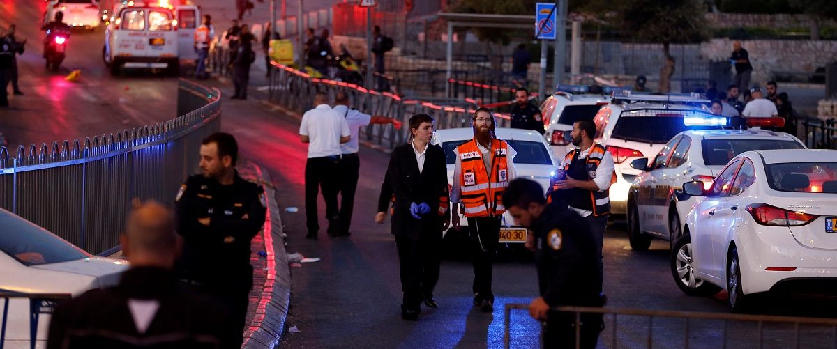 ISIS Claims First Coordinated Attack In Jerusalem With One Police Officer Dead
