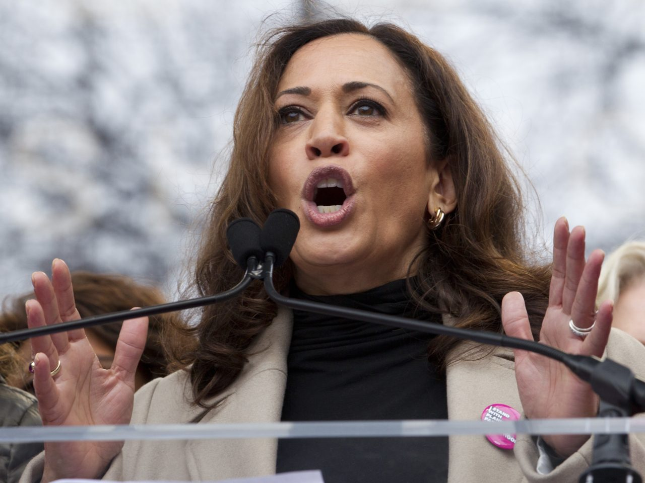 Sen. Kamala Harris: Past Time to Ban Private Ownership of 'Assault Weapons' - Breitbart