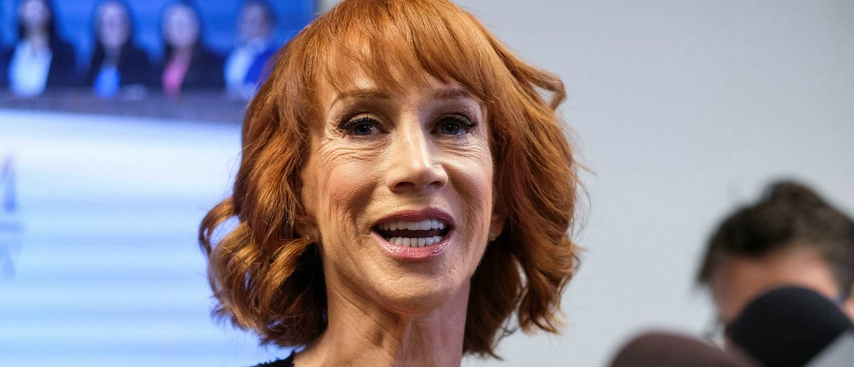 Kathy Griffin's Presser: Tragedy, Comedy, The Works [VIDEO]