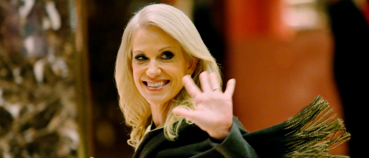 Conway: Trump's Running In 2020