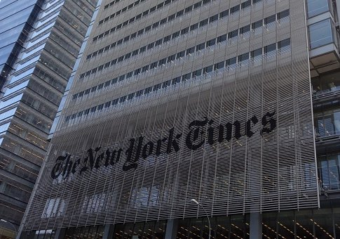 BuzzFeed: New York Times Pulitzer-Winning Story Depended on Russian News Outlet