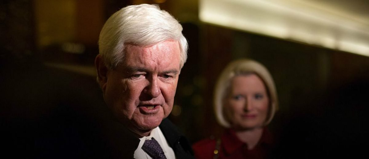 EXCLUSIVE: Gingrich On Russian Investigation: 'The Fix Is In'