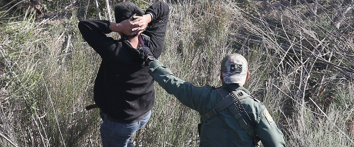 US-Mexico Border Apprehensions Fell 64% Last Month