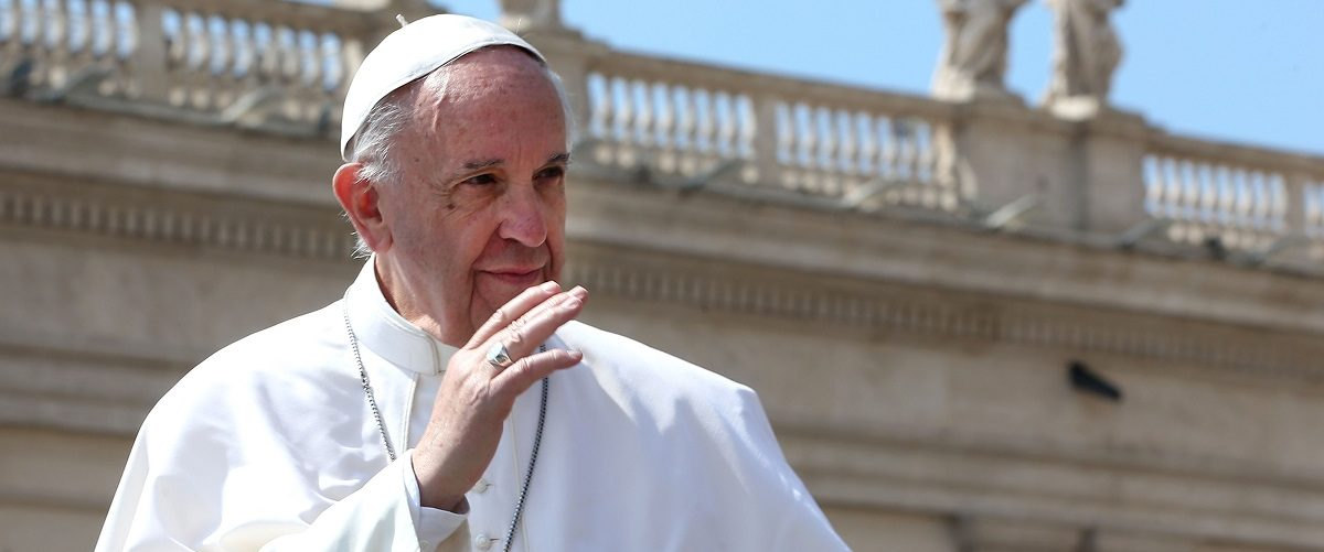 Pope Francis Upset At Use Of 'Mother' To Describe Massive US Bomb That Hit ISIS