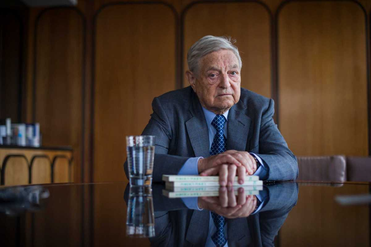 Hungarian PM: George Soros Has Issued A 'Declaration Of War'