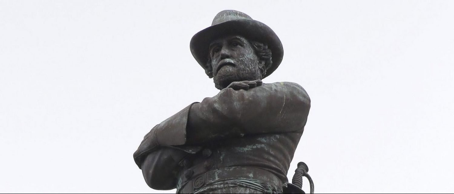 St. Louis And Museum Argue Over Who Gets To Remove Confederate Monument