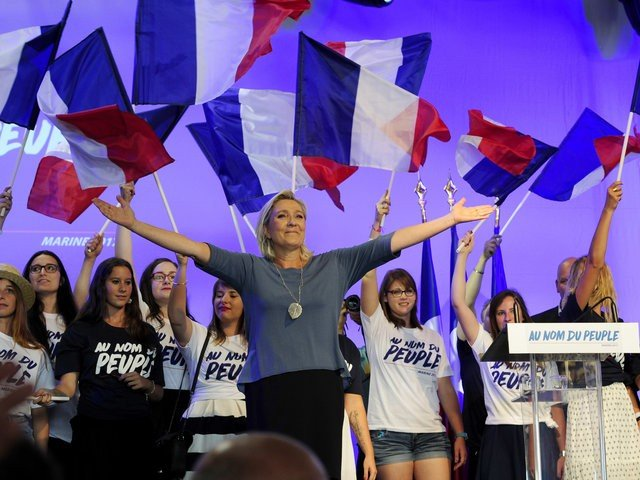 French Scientist Who Predicted Trump and Brexit Says the Maths Adds up for a Le Pen Victory