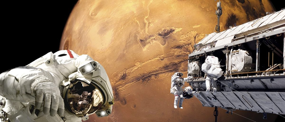 Here's Buzz Aldrin's Plan To Start Colonizing Mars In 2020 [VIDEO]